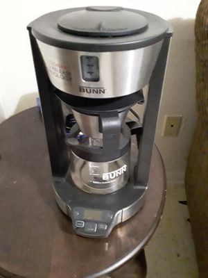 BUNN coffee maker for Sale in Oklahoma City, OK