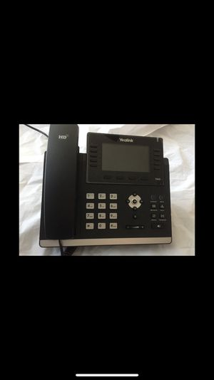 Yealink VOIP PHONE SIP-T46S for Sale in Washington, DC