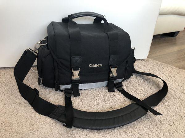 Canon DSLR camera Bag   Large