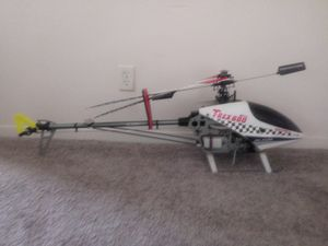 Gas powered helicopter for Sale in Davenport, IA