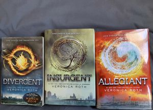 Divergent Book Series for Sale in Daly City, CA