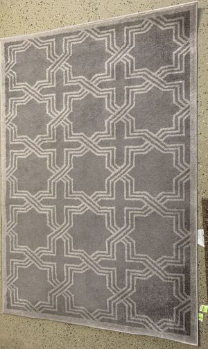 Gray Area Rug for Sale in Brentwood, CA