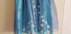 Elsa Dress Size 2 for Sale in Tampa, FL