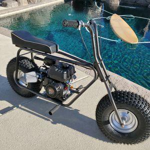 Bad Dog Mini Bike, Big Tire for Sale in Los Alamitos, CA