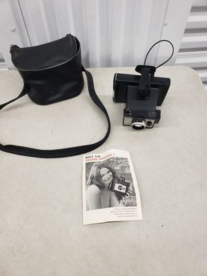 Vintage Polaroid Camera for Sale in Waltham, MA