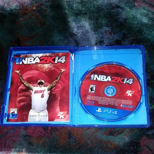 PS4 NBA2K14 for Sale in Tacoma, WA