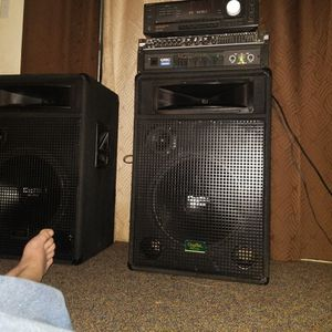 Commercial audio equipment for Sale in Porterville, CA