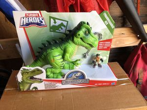 Kids dinosaurs tot new for Sale in Prospect Park, PA