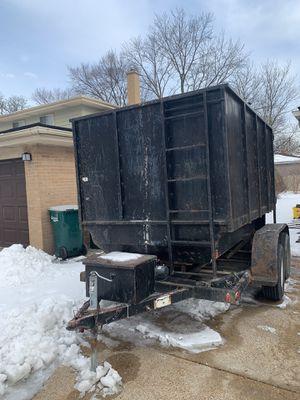 Dump trailer for Sale in Evanston, IL