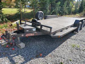 2017 maxxd hydraulic tilt bed car trailer for Sale in Lake Stevens, WA