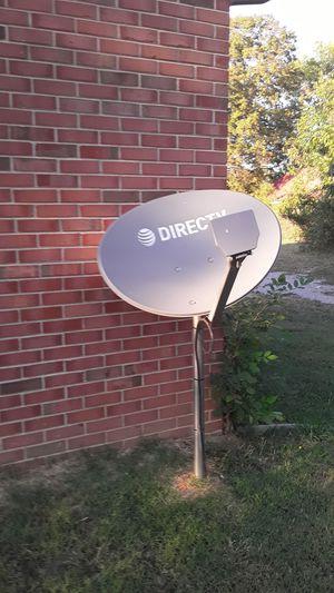 Brand new direct RV satellite dish just got new service for Sale in Clarksville, TN