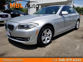 2012 BMW 5 Series for Sale in Woodford,  VA
