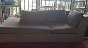 Left Arm Sectional Couch for Sale in Monte Sereno, CA