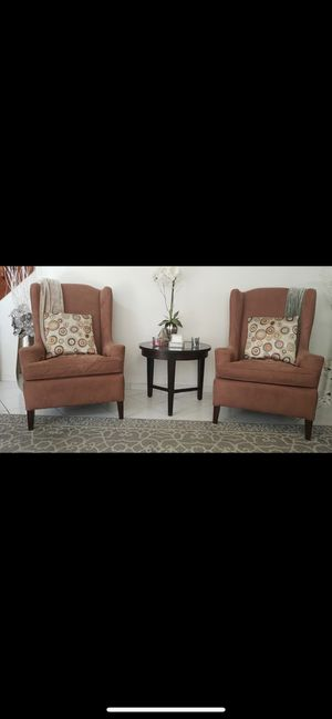 Accent chairs 2x for Sale in Miami Gardens, FL