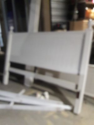 King size bed frame for Sale in Columbus, OH
