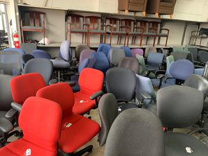 Many office chairs ! for Sale in Plano, TX