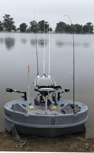 Ultra Skiff 360 Round Fishing Boat for Sale in Sacramento, CA