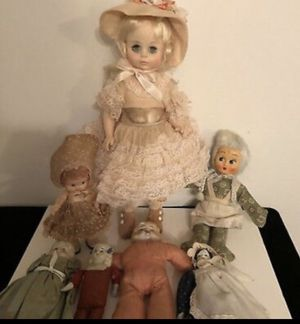Authentic Porcelain China Dolls for Sale in Santa Monica, CA