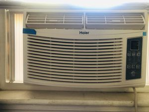 Buy 1 get 1 free! Haier window AC 6000BTU (with box and remote) for Sale in Malden, MA