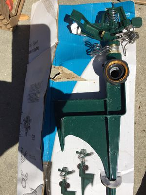 Metal Impact Sprinklers $10 Each high quality for Sale in Hemet, CA