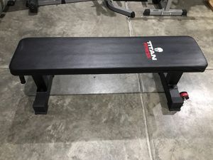 Titan Fitness Bench for Sale in Seattle, WA