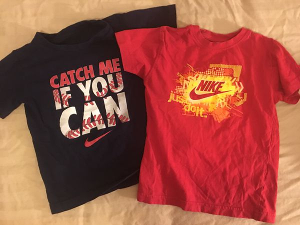 4T -ish sport themed clothing, used