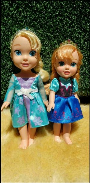 Disney Frozen Dolls $10 Each (DELIVERY AVAILABLE) for Sale in Henderson, NV