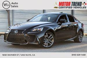 2018 Lexus IS for Sale in Los Angeles, CA
