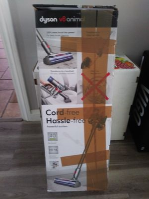 Dyson V8 Animal HEPA Filter Cordless Vacuum New (Firm) for Sale in Gardena, CA