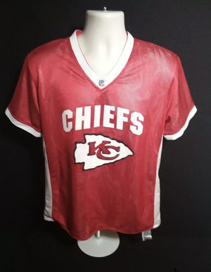 KANSAS CITY CHIEFS NFL Flag football Jersey men's Medium for Sale in Bothell, WA