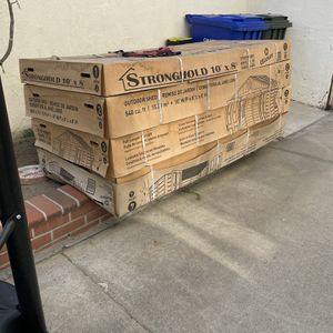 Shed - Brand New Never Opened for Sale in Downey, CA