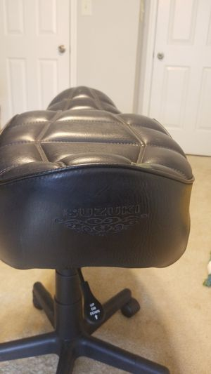 Suzuki 1979 Gs750L motorcycle seat for Sale in Germantown, MD