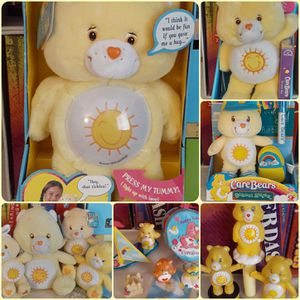 Care Bears Funshine Bear Lot for Sale in Las Vegas, NV