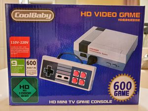 Mini Nintendo Classic NES with 600 games preloaded for Sale in Fort Lauderdale, FL