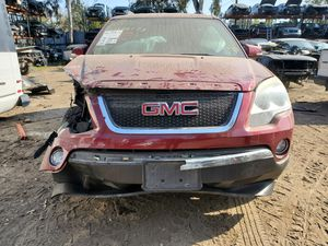 PARTING OUT 2007 2008 2009 2010 2011 2012 2013 2014 2015 2016 GMC ACADIA 3.6L 3.6 ENGINE MOTOR TRANSMISSION for Sale in San Bernardino, CA
