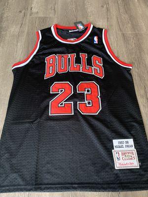 Michael Jordan classic Jersey for Sale in Riverside, CA