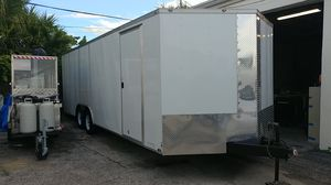 Enclosed Trailer,2018, 24'. for Sale in Fort Lauderdale, FL