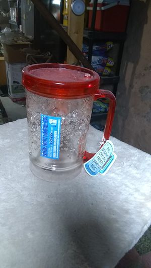 New Crystal Frosty Mug for Sale in Freeland, PA