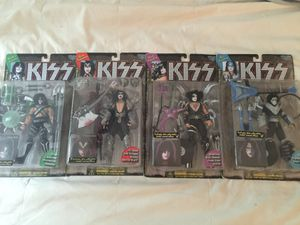 Vintage KISS action figures for Sale in Pittsburgh, PA