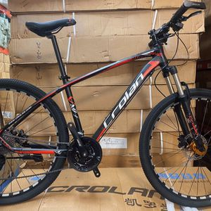 """27.5"""" Professional Mountain Bike Crolan Mountain Bicycle Aluminum Frame With Hydraulic Brakes And 27 Speed for Sale in Los Angeles, CA"""