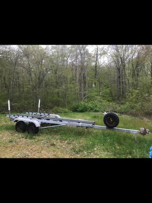 Boat and Jet Ski Trailers for Sale 29' - 27' - 16' Trailer and Parts A Frame and Cradle, Double & Single Axle for Sale in East Hampton, CT