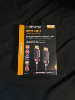 HDMI cable for Sale in Winter Haven, FL