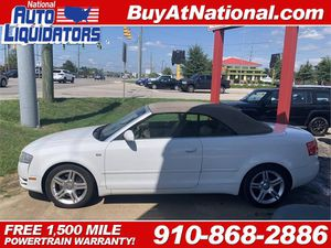 2008 Audi A4 for Sale in Fayetteville, NC