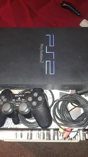 PS2 COMPLETE CONSOLE 3 Games for Sale in Camden, NJ