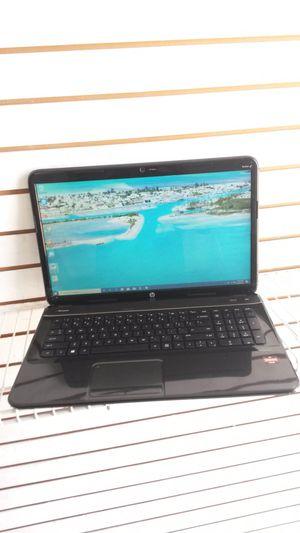 "Nice! 17.3"" Hp Laptop 8GB 500GB Windows 10 Freshly installed for Sale in Pembroke Park, FL"
