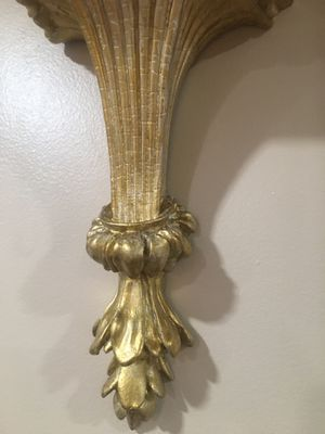 """8.5""""width, 14"""" length, 4.5"""" depth Pedestal Wall Mount (2) for Sale in Worcester, MA"""