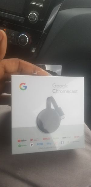 Google Chromecast for Sale in Gahanna, OH