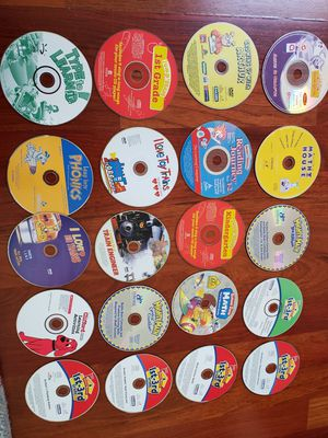 20 educational Dvd's for Sale in Federal Way, WA