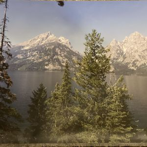"""14"""" X 11"""" Photo Of Grand Teton National Park for Sale in Glen Ellyn, IL"""