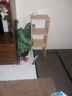 Small wooden shelf for Sale in Harker Heights, TX
